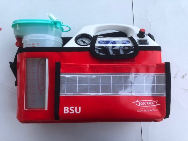 OB 2012 Suction Unit - Aspiratore medicale di Secreti