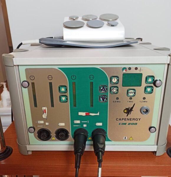 Tecarterapia Radiofrequenza CIM 200