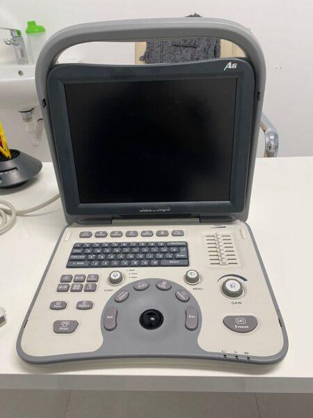 Ecografo Sonoscape A6 portatile