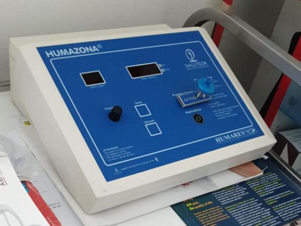 Humazona Humares - ozonoterapia