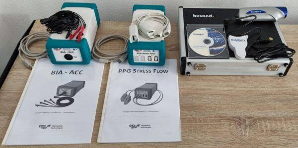 Biotekna BIA ACC Biotekna PPG Stress Flow Hosand Bodymetrix