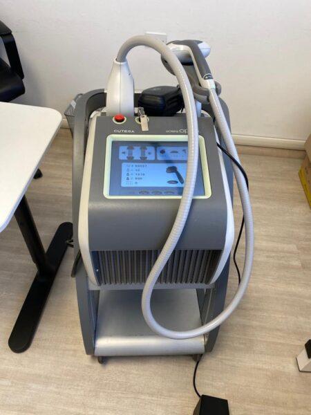 Cutera Solera Opus - luce pulsata ad uso medico