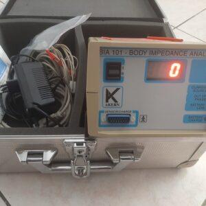 Bioimpedenziometro Akern Bia 101 - misura massa corporea