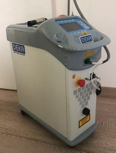 Smartepil LS - Laser Nd:YAG per epilazione e vascolare