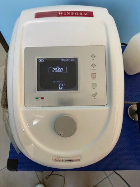 Tecarterapia 901 WINFORM Capacitiva/Resistiva